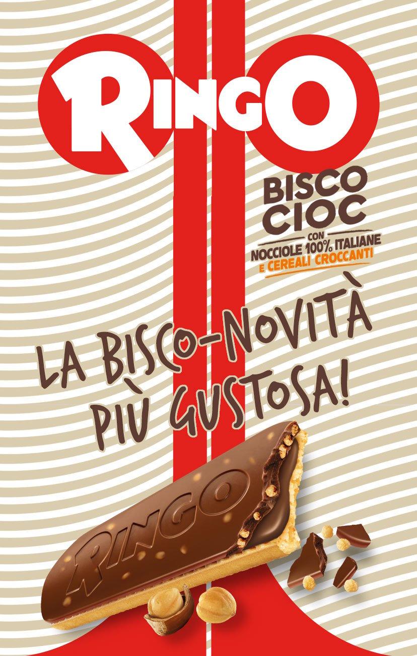 Ringo Bisco Cioc Nocciole